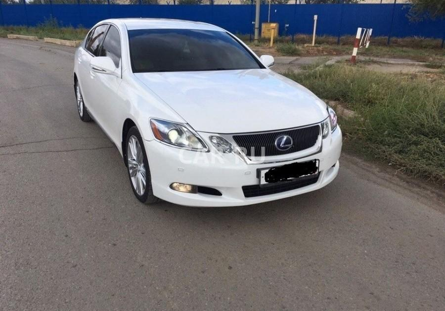 Lexus GS, Ахтубинск