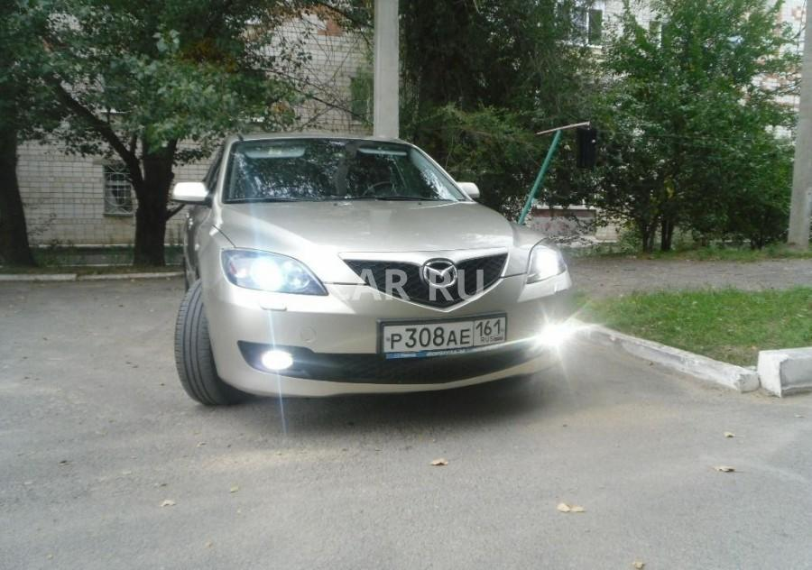 Mazda 3, Белая Калитва