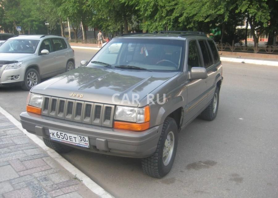 Jeep Grand Cherokee, Астрахань