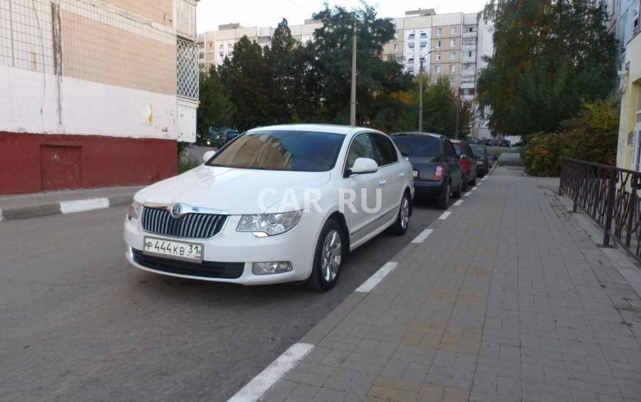 Skoda Superb, Белгород