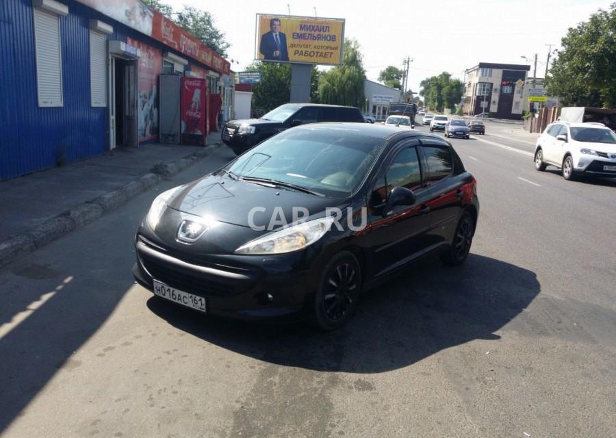 Peugeot 207, Азов