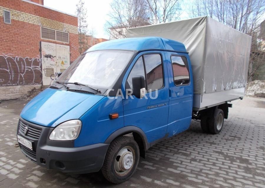 Газ 33023, Архангельск