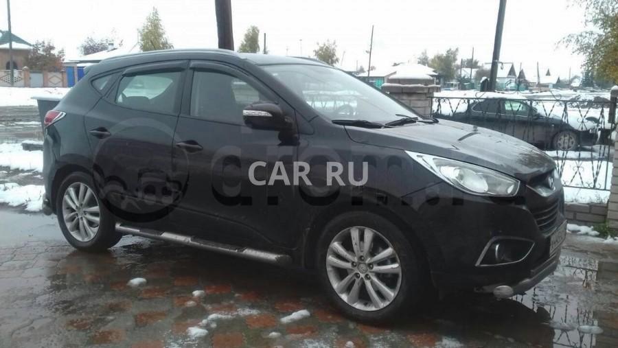 Hyundai ix35, Абакан