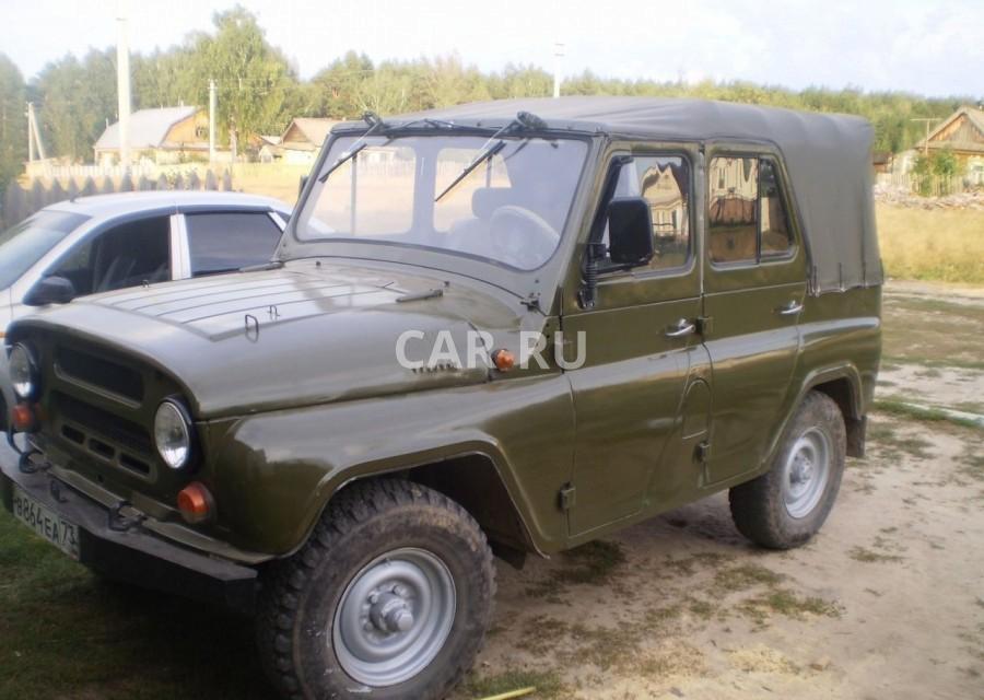 Уаз 469, Барыш