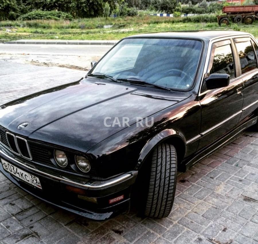 BMW 3-series, Балтийск