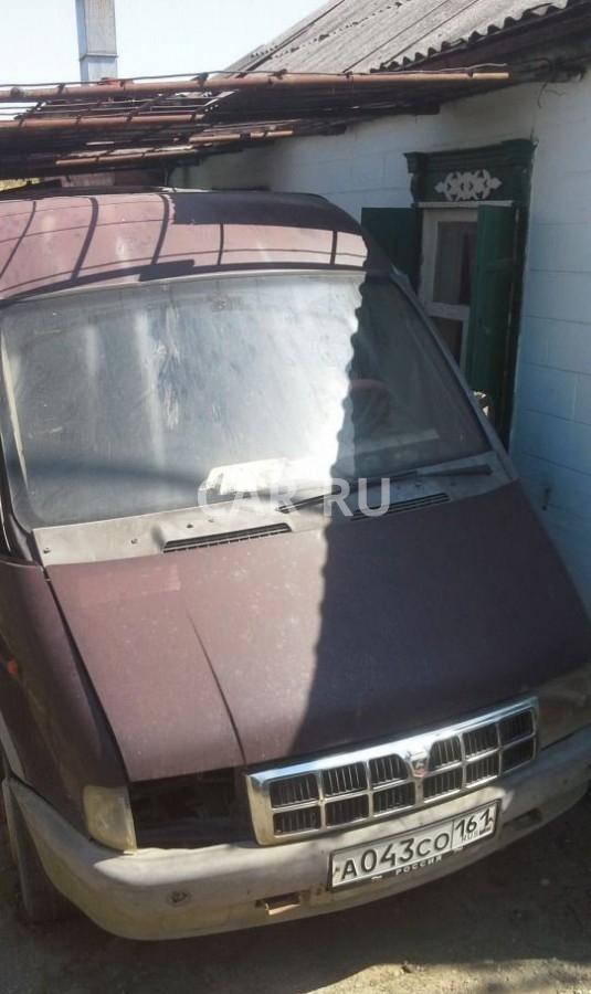 Газ 3221, Азов