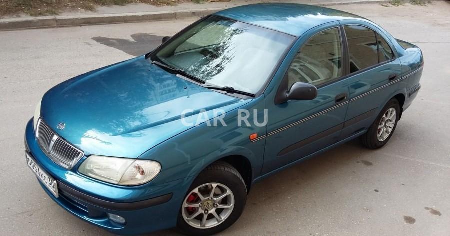 Nissan Sunny, Астрахань