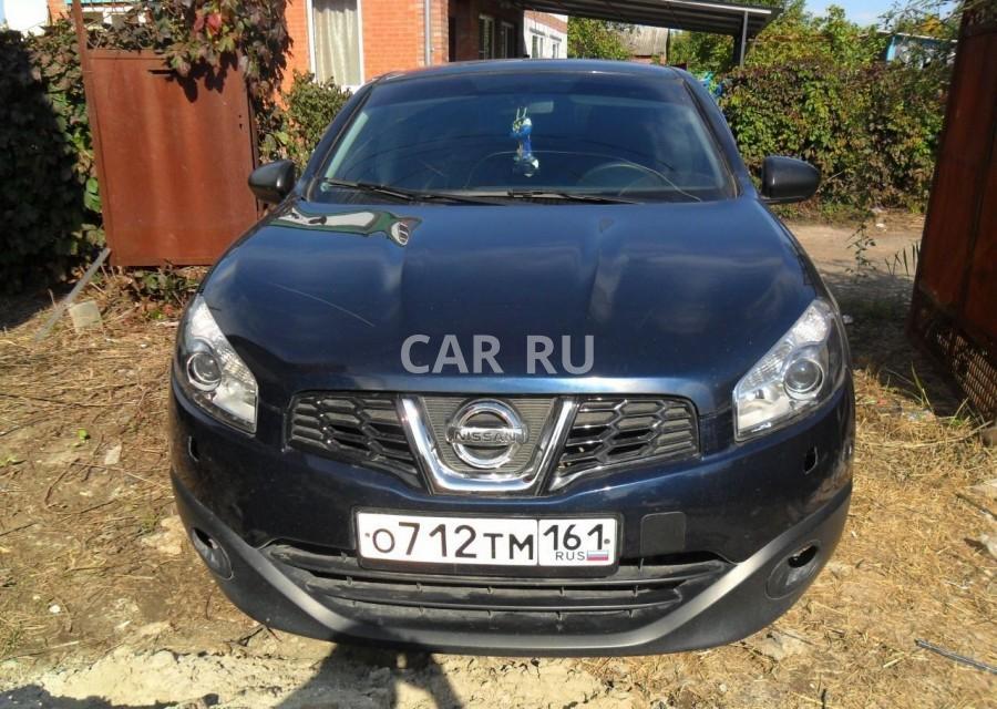 Nissan Qashqai, Батайск
