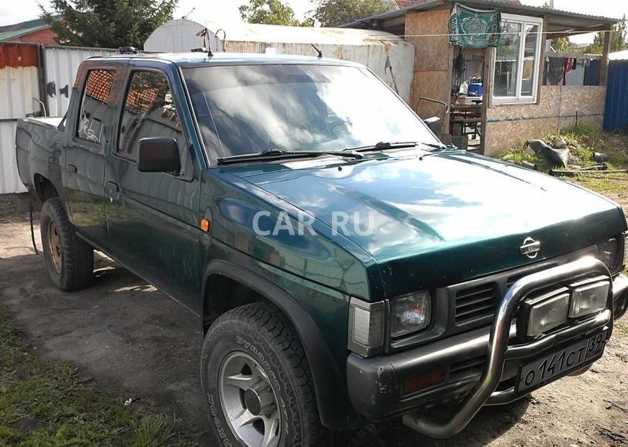 Nissan Pick UP, Балтийск