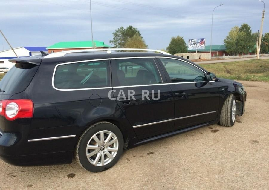 Volkswagen Passat, Азнакаево