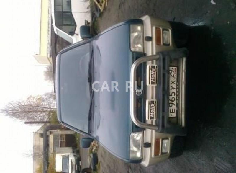 Nissan Terrano, Архангельск