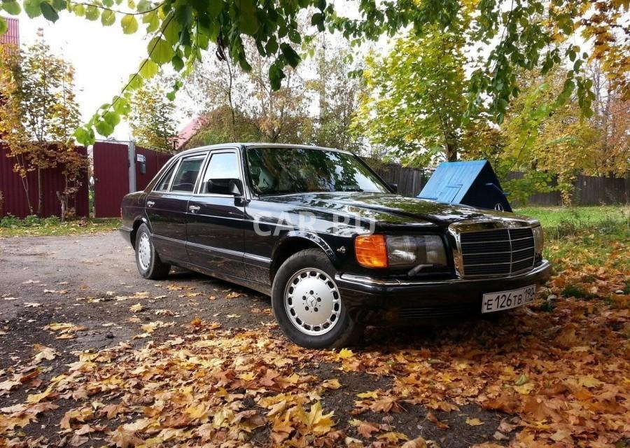 Mercedes S-Class, Апрелевка