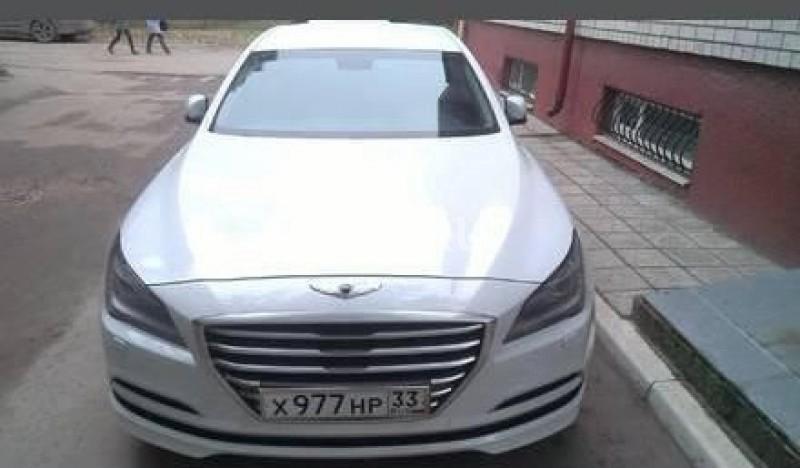 Hyundai Genesis, Александров