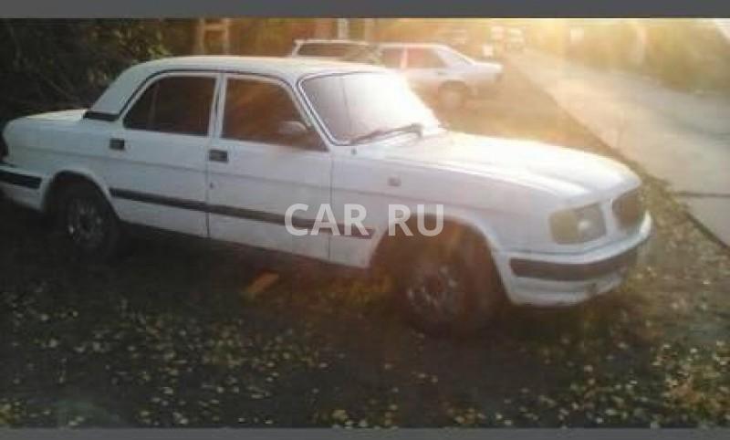 Газ Volga, Барышево