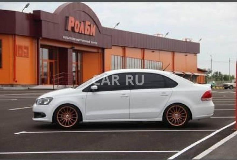 Volkswagen Polo, Абакан
