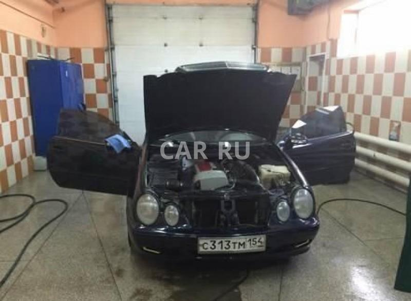 Mercedes CLK-Class, Абакан