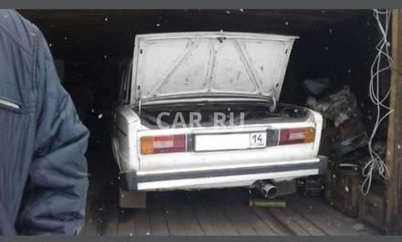 Lada 2106, Алдан