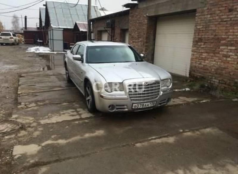 Chrysler 300C, Ангарск