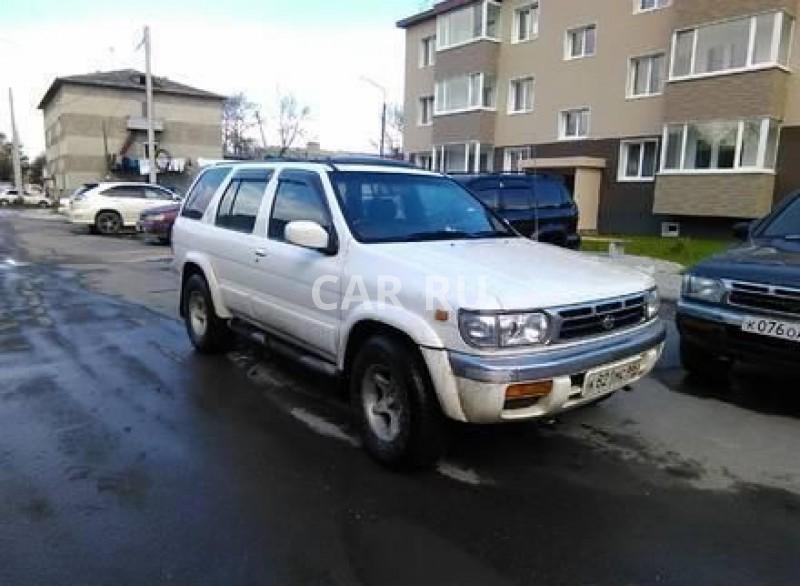 Nissan Terrano, Анива