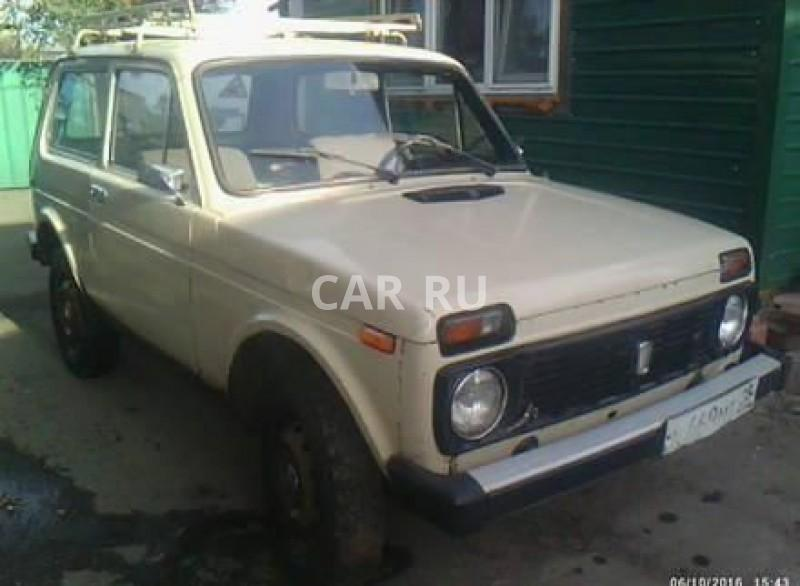 Lada 2121, Белогорск