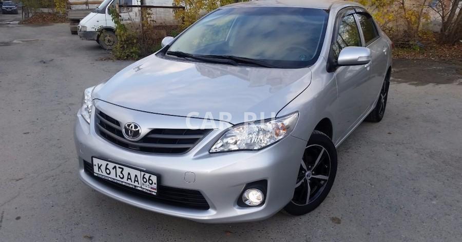 Toyota Corolla, Асбест