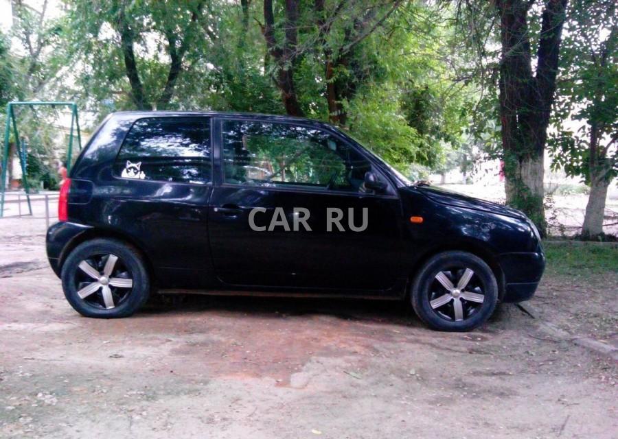 Volkswagen Lupo, Астрахань