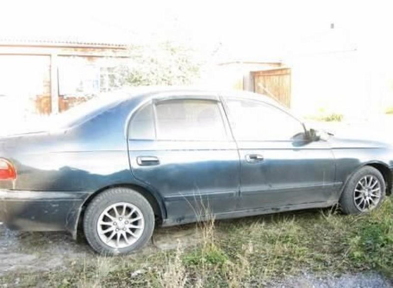 Toyota Corona, Ачинск