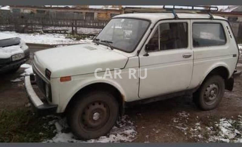 Лада 2121, Балаганск