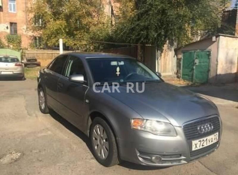 Audi A4, Барнаул