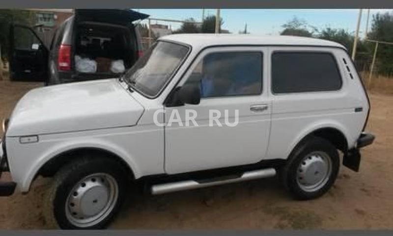 Lada 2121, Астрахань