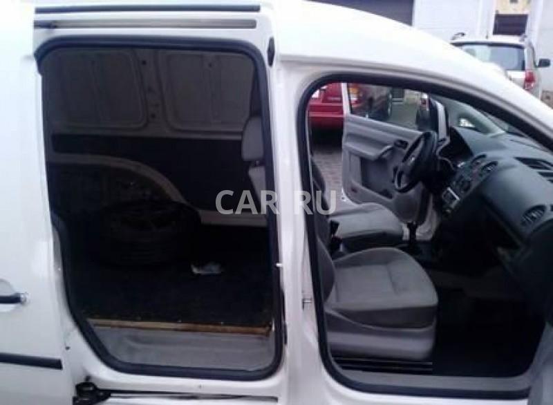 Volkswagen Caddy, Барнаул