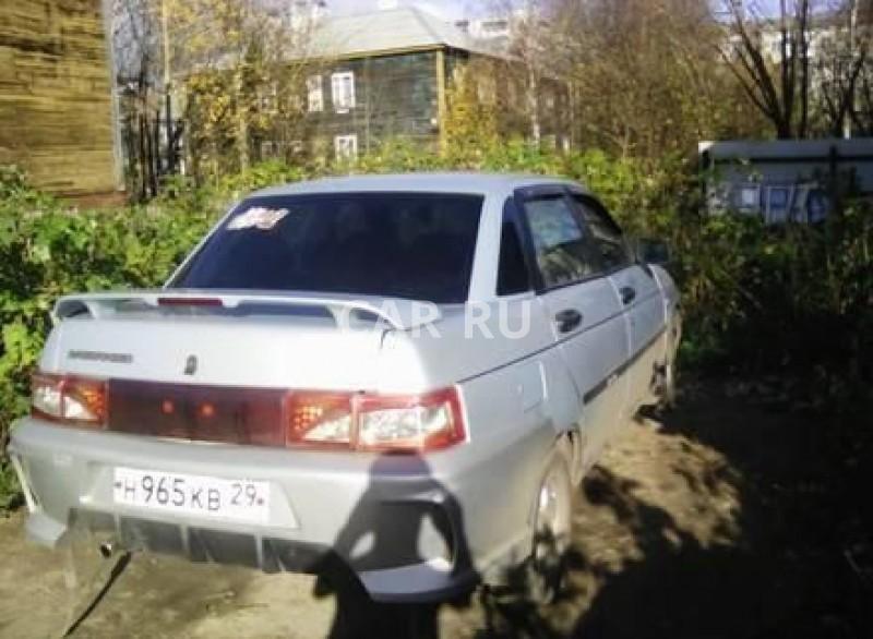 Лада 2110, Архангельск