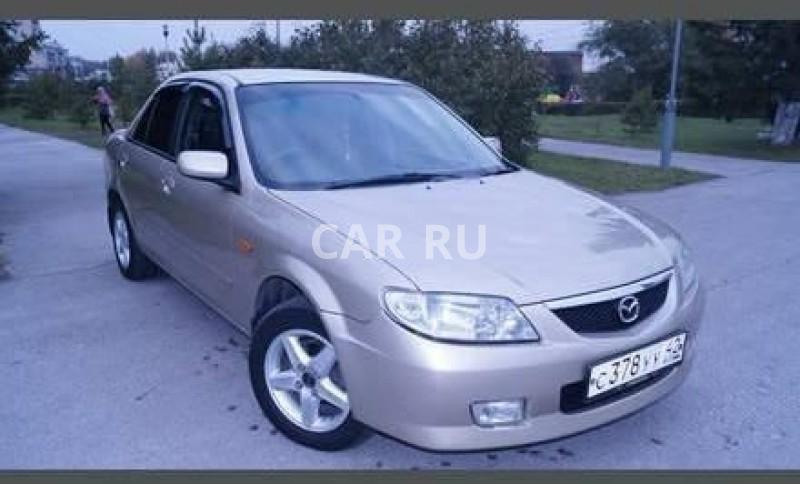 Mazda 323, Белово