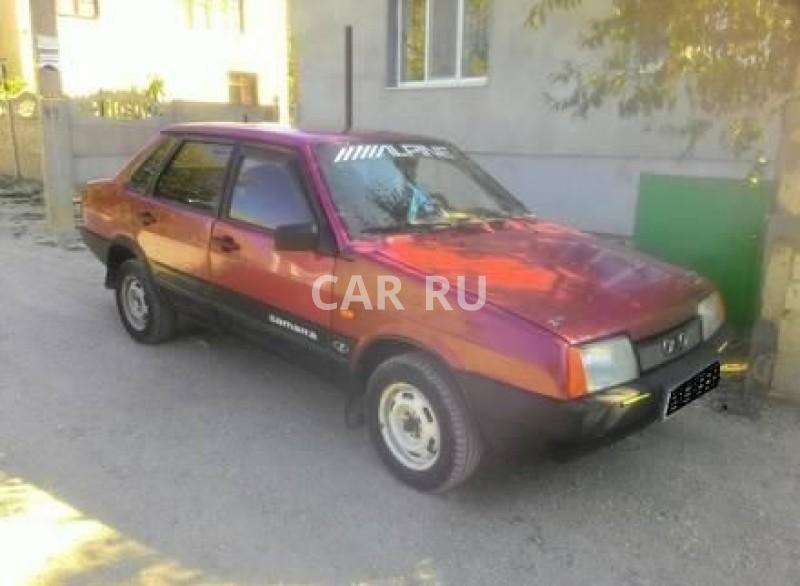 Lada 21099, Белогорск