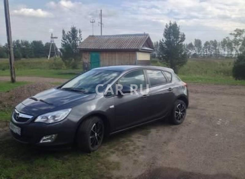 Opel Astra, Балахта