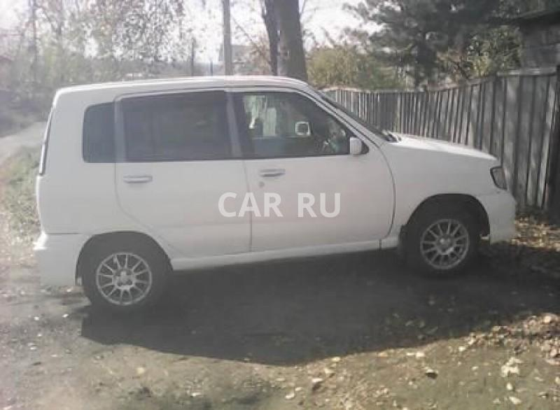Nissan Cube, Архара