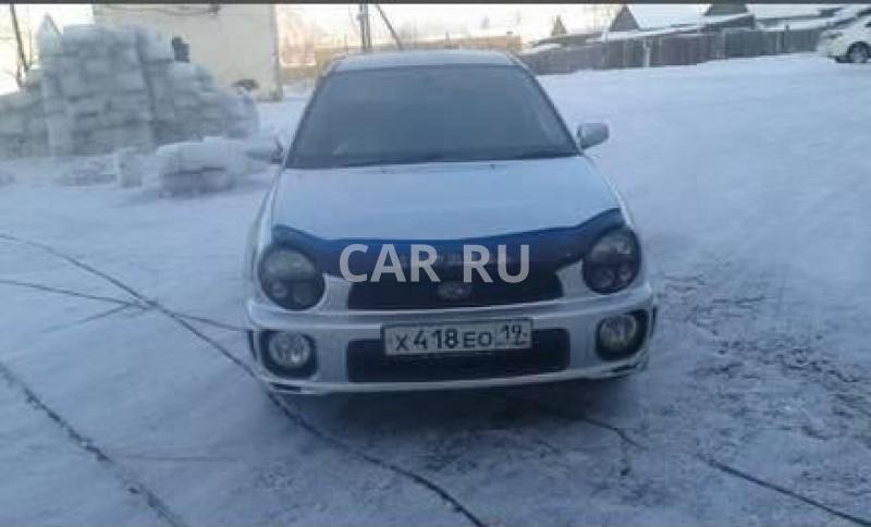 Subaru Impreza, Ак-Довурак
