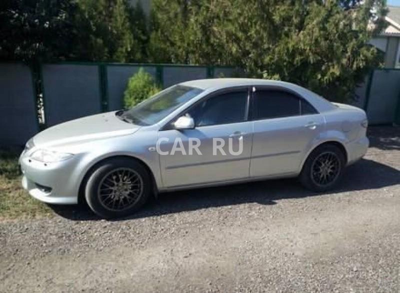 Mazda 6, Азов