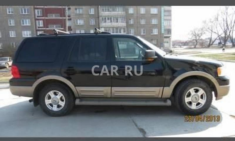Ford Expedition, Анапа