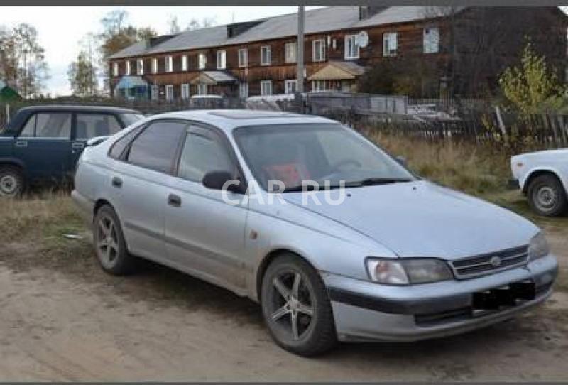 Toyota Carina E, Александровское