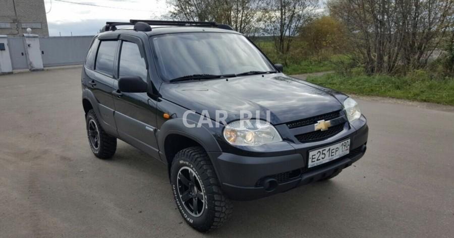 Chevrolet Niva, Апрелевка