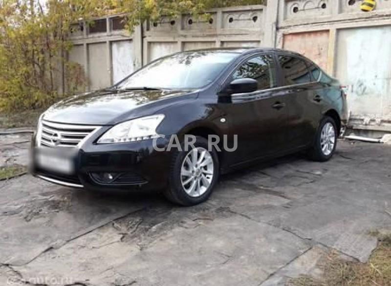 Nissan Sentra, Балашов