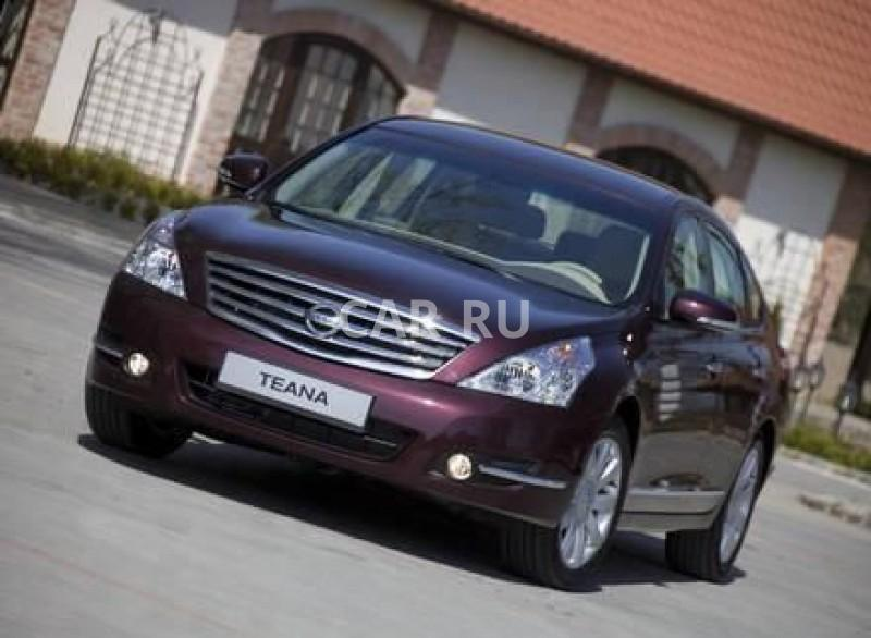 Nissan Teana, Балаково
