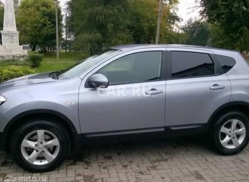 Nissan Qashqai, Балаково