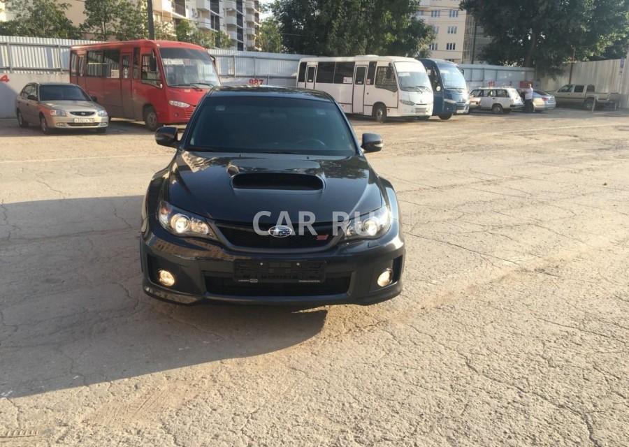 Subaru WRX, Анапа