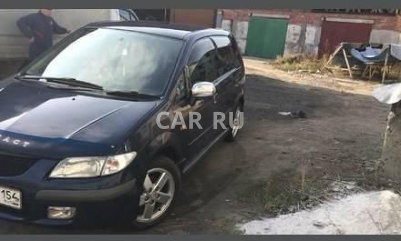 Mazda Premacy, Барабинск