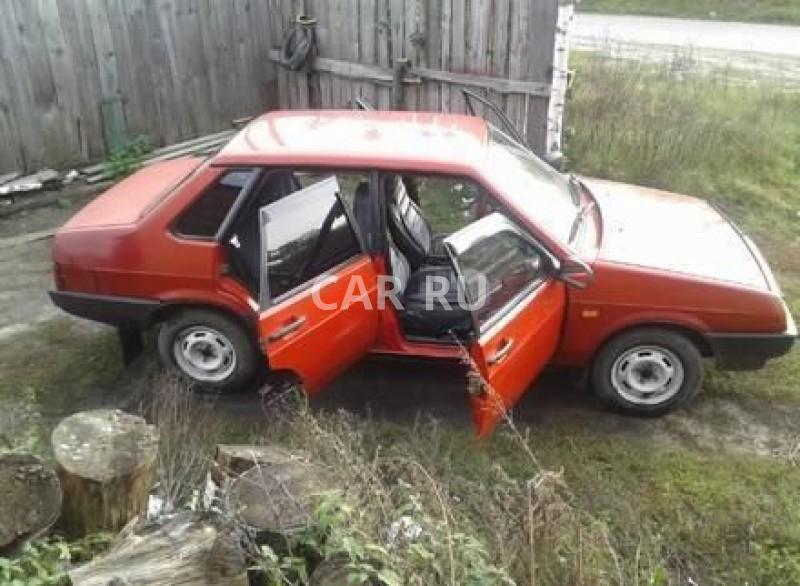Lada 21099, Барыш
