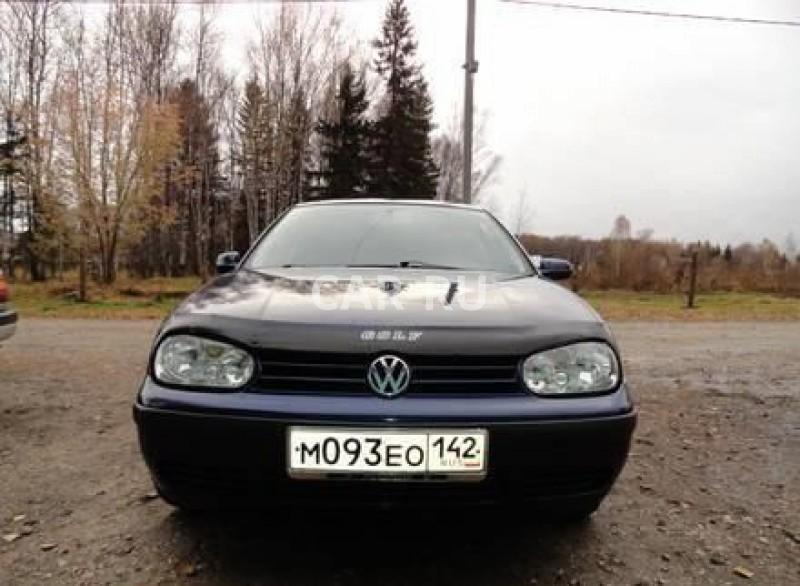 Volkswagen Golf, Анжеро-Судженск
