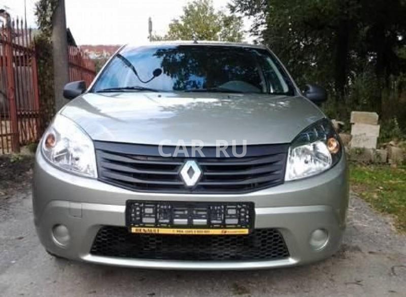 Renault Sandero, Балахна