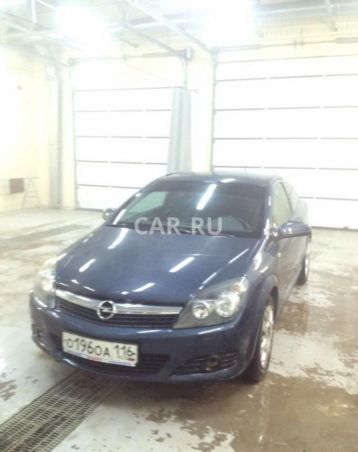 Opel Astra GTC, Бавлы